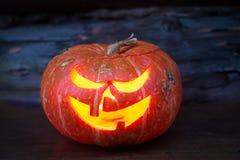 杰克灯笼头  万圣夜党, 10月 Treak或款待 图库摄影