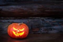 杰克灯笼头  万圣夜党, 10月 Treak或款待 库存照片