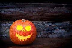 杰克灯笼头  万圣夜党, 10月 Treak或款待 库存图片