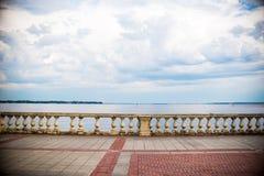 杰克逊维尔佛罗里达风景 免版税图库摄影
