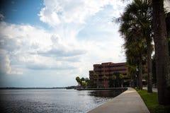 杰克逊维尔佛罗里达风景 免版税库存图片