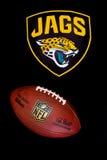 杰克逊维尔捷豹汽车美国橄榄球联盟 免版税库存图片
