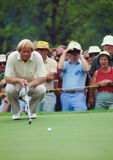 杰克・尼克劳斯, PGA高尔夫球运动员 库存图片