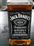 杰克Daniels 免版税库存图片