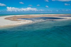 杰尔巴岛海岛,突尼斯 免版税库存照片