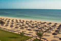 杰尔巴岛,突尼斯 库存图片