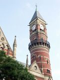 杰斐逊图书馆市场 库存图片