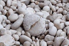 松弛石头 免版税库存图片