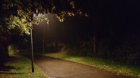 松弛雨天 免版税图库摄影
