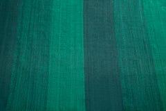 绿松石背景豪华布料或难看的东西丝绸纹理缎波浪折叠  库存照片