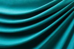 绿松石织品布  库存照片