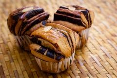 松饼,杯形蛋糕 免版税库存照片