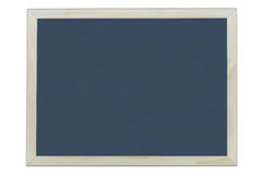 黑板剪报框架查出的路径空白木 图库摄影