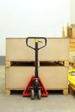 板台起重器 库存照片