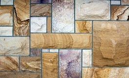 板岩墙壁 免版税库存图片