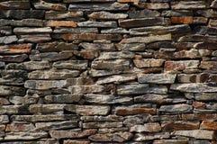 板岩墙壁 库存照片