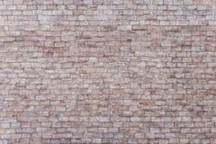 板岩石墙,棕色纹理 免版税库存图片