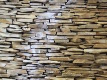 板岩墙壁 免版税库存照片