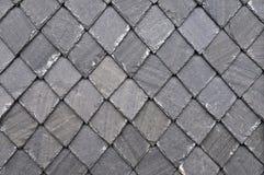 板岩-板岩承梁板 库存照片