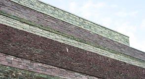 板岩建筑材料 免版税库存照片