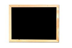 黑板接近  免版税图库摄影