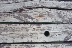 板条地板 免版税库存图片