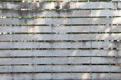板条墙壁 免版税库存照片