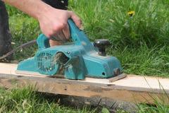 板条木工作 免版税库存照片