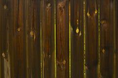 板条篱芭 库存照片