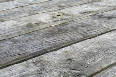 板条风化了木 图库摄影