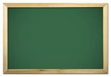 黑板查出 免版税库存照片