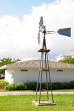 翻板测量的风, FL 免版税库存图片