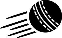 板球飞行 免版税库存图片
