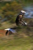 极其摩托车越野赛 免版税库存图片