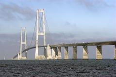 极大传送带的桥梁 免版税库存照片