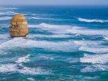 极大的海洋路,维多利亚,澳洲 库存照片