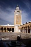 极大的清真寺 库存照片