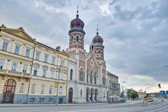 极大的老犹太教堂 免版税图库摄影