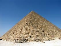 极大的金字塔 库存照片