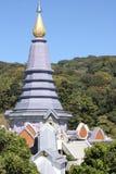 极大的stupa 免版税图库摄影