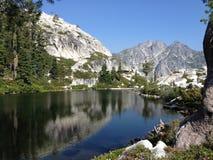 极小Bear湖 库存照片