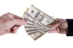 极少数货币采取 免版税库存照片