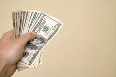 极少数货币 免版税库存照片