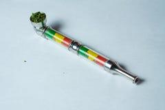 极少数医疗大麻大麻 免版税库存照片
