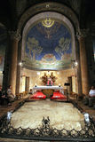 极度痛苦的大教堂,耶路撒冷 图库摄影