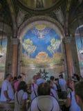 极度痛苦的大教堂 库存图片