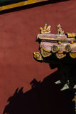 结构中国传统 库存照片