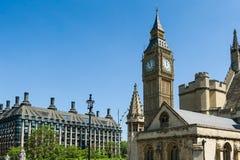 结构伦敦s 免版税图库摄影