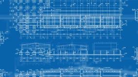 结构图使背景成环 股票视频