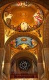 构想dc圆顶洁净的寺庙华盛顿 免版税图库摄影